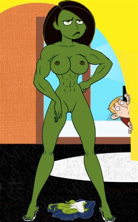 Gagala Kim Possible Kimberly Ann Possible Marvel She Hulk Buonantuonoo Catplus Cosplay