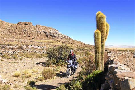 Motorrad Reise Chile by Endstation Bolivien Motorrad Fotos Motorrad Bilder
