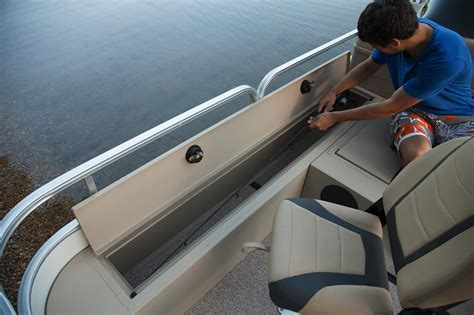 lowe boats coldwater 2017 new lowe sf214 sport fish pontoon boat for sale