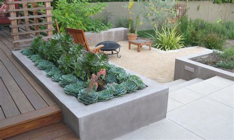 Backyard Planters Ideas 36 planter box ideas for small backyards and patios