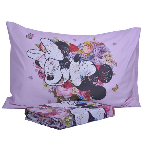 copriletto minnie e topolino trapunta minnie e topolino set letto minnie e topolino