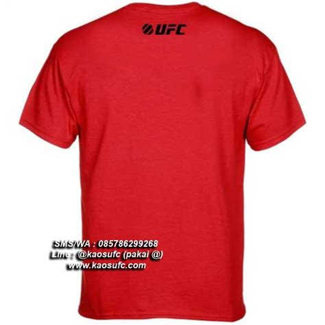 Kaos Figter jual t shirt the ultimate fighter sms wa 085786299268