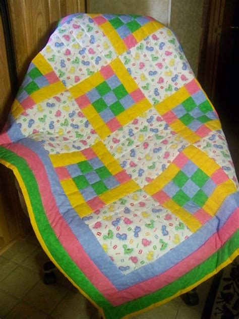 handmade cribs for babies handmade patchwork baby s crib quilt with baby dinosaurs