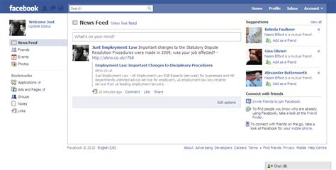 photo layout facebook facebook facelift new facebook layout 2010 internet