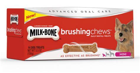milk bone brushing chews daily dental treat milk bone brushing chews mini daily dental treats for dogs