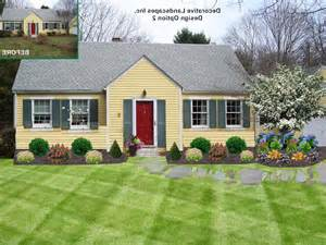 home design outstanding landscaping ideas front yard