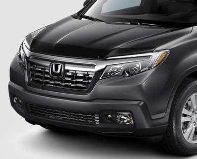 2017 2019 honda ridgeline air deflector (low profile