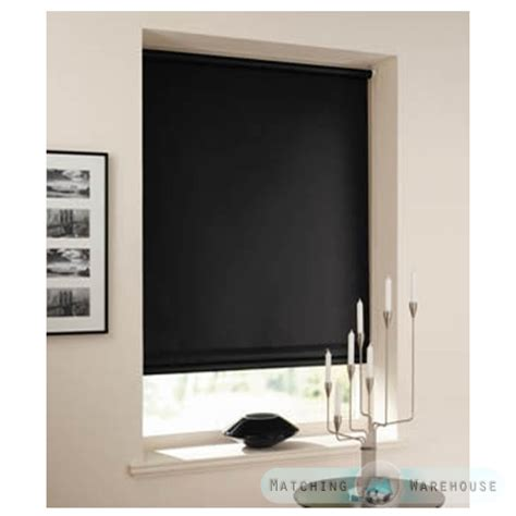Light Cancelling Blinds thermal blackout roller blinds children s window light reducing as curtains ebay