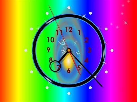 animated clock desktop wallpapers  wallpapersafari