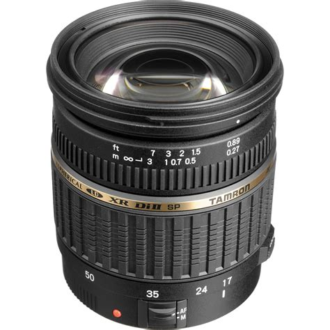 Lensa Tamron 17 50mm Canon tamron 17 50mm f 2 8 xr di ii ld lens for canon af016c 700 b h