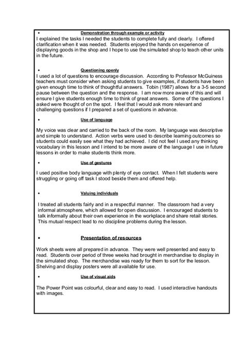 demo agreement template plan mentor obserbation pgce term 2