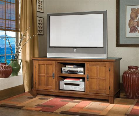 build mission style tv stand woodworking plans diy