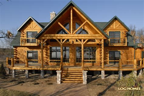 log home cabins golden eagle log and timber homes log home cabin