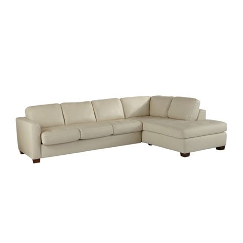 mobilia sectionals st denis leather sectional sectionals living room