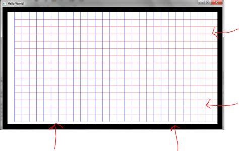 javafx custom grid painting issue stack overflow