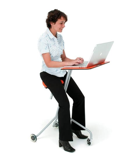 Gadget Of The Week Portable Laptop Table And Chair Tnooz Mobile Laptop Computer Desk