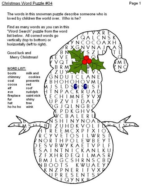 free printable christmas word search puzzles adults christmas word puzzle word search printables
