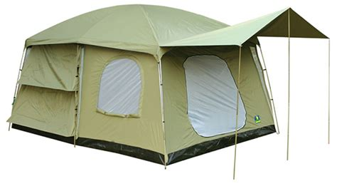 The Tents Are Here To Stay 3 by Family Size Tents