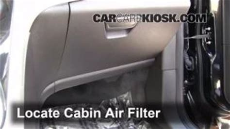 Bad Cabin Air Filter by Cabin Filter Replacement Ford C Max 2013 2014 2013 Ford