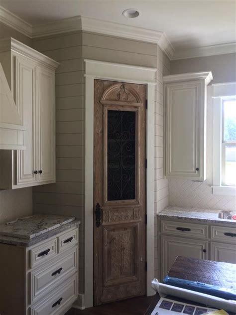 kitchen door ideas antique pantry door and shiplap pinteres