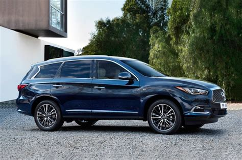 infiniti qx60 length 2017 infiniti qx60 suv pricing for sale edmunds