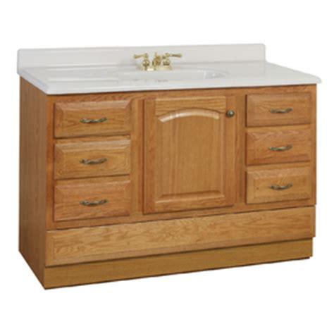 Project Vanity by Shop Project Source 48 Quot Oak Elegance Traditional Bath