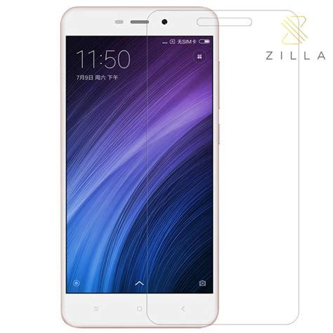 Zilla Pet Screen Protector For Xiaomi Redmi 4a 1 zilla pet screen protector for xiaomi redmi 4a jakartanotebook