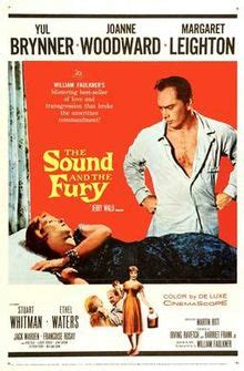 the sound and the fury (1959 film) wikipedia