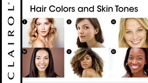 how to determine your hair colour how to find the best hair color for your skin tone cl