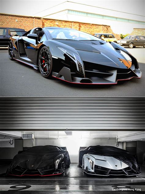 How Many Lamborghini Venenos Are There Lamborghini Veneno Roadster With Just 56 Sells For
