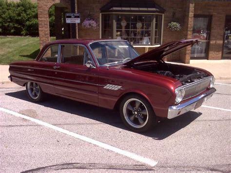 Build 2 Car Garage 1962 ford falcon futura hotrod hotline