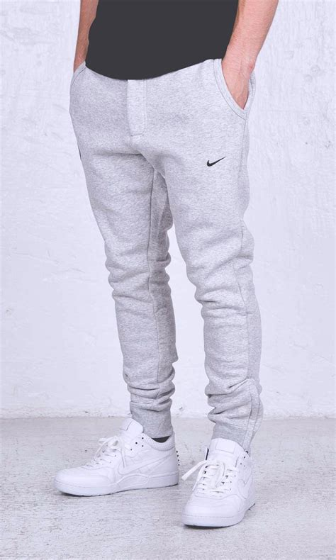 light grey nike sweatpants nike 215 fcrb jogger pants in heather grey soletopia