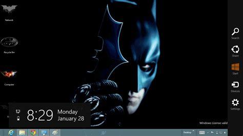 batman the dark knight download gratis tema windows 7 batman the dark knight rises theme for windows 8