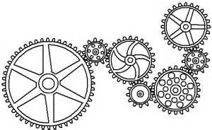 clockwork gears drawing google 4 steampunk