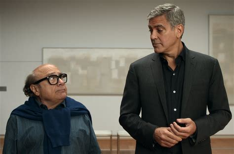 nespresso commercial actress with danny devito george clooney is finally pitching nespresso in the u s