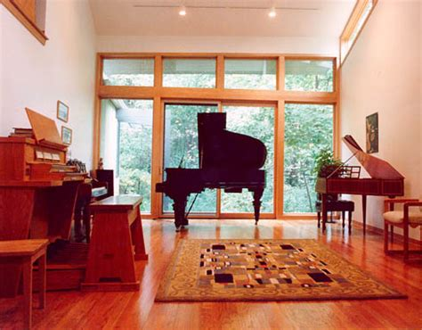 The Property Brothers linda s music room