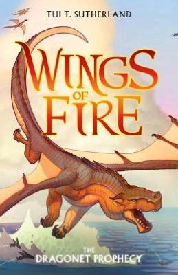 wing books the dragonet prophecy wings of 1 by tui t