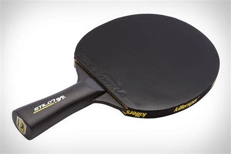 Raket Pingpong killerspin stilo7 svr ping pong paddle uncrate