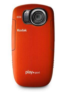 kodak playsport zx5 hd waterproof pocket video camera
