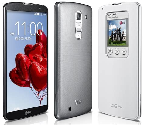 Hp Lg Pro 2 Lg G Pro 2 Specs And Info