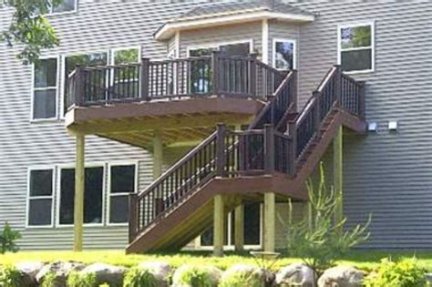 high deck ideas ideas home building plans