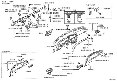 Parts For 1988 Toyota Toyota 4runner Parts Catalog Auto Parts Diagrams