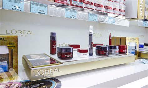 Sho Loreal l or 233 al shop in shop arno