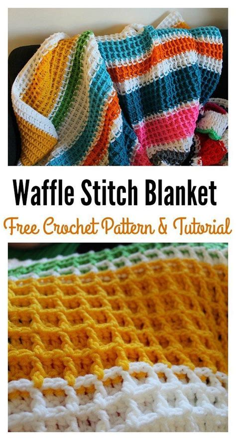 tutorial waffle 3117 best images about crochet patterns and ideas on