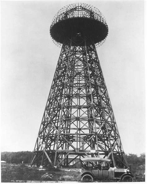 ca 241 a para construir la torre de tesla
