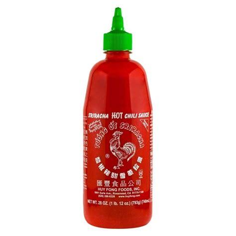 Sriracha Chilli Sauce huy fong sriracha chili sauce 28oz target