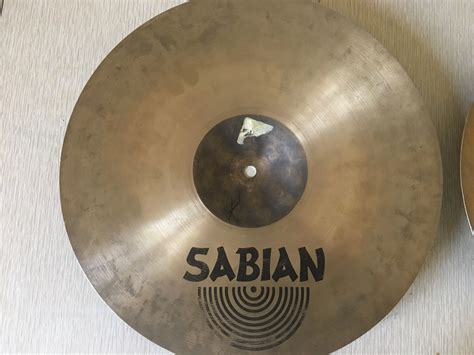 Sabian Cymbal Hhx Stage Crash 16 photo sabian hhx studio crash 18 quot sabian hhx stage crash 16 90965 1732863 audiofanzine