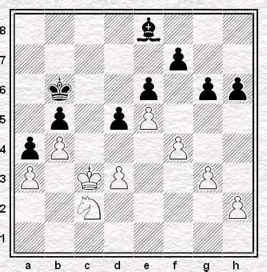 Lost Chances Bishop Chance 4 the streatham brixton chess don t analyse