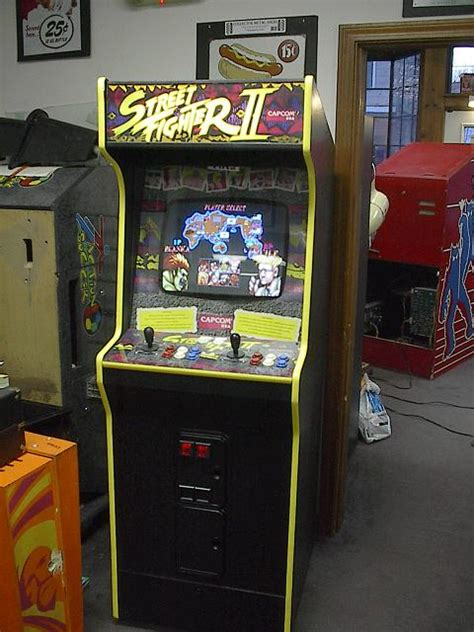 dedicated sf2 cab arcade otaku アーケード オタク