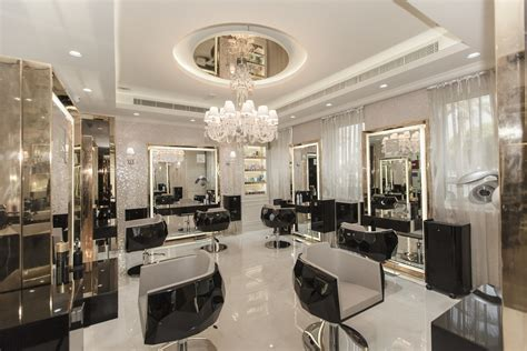 Hair Dresser Dubai by Dubai Salon Located Inside The Address Montgomerie Hotel